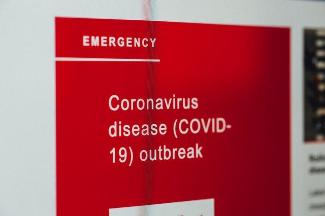 Emergency Covid Outbreak Newsletter